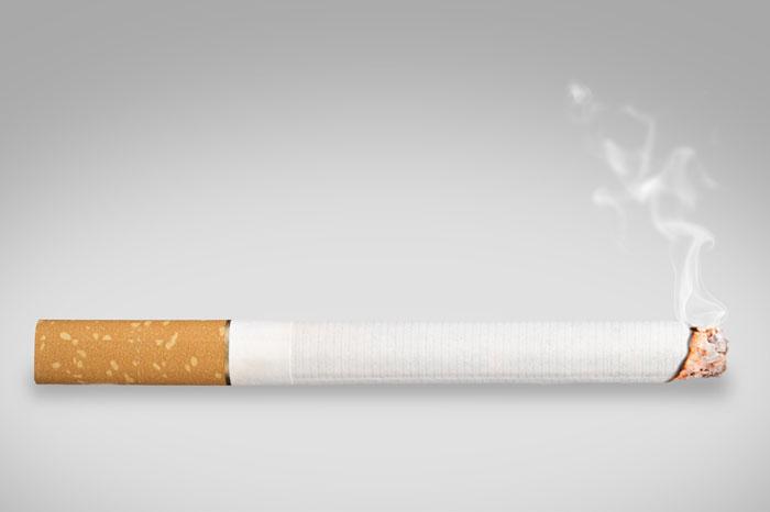 ニコチンは百害あって一利なし