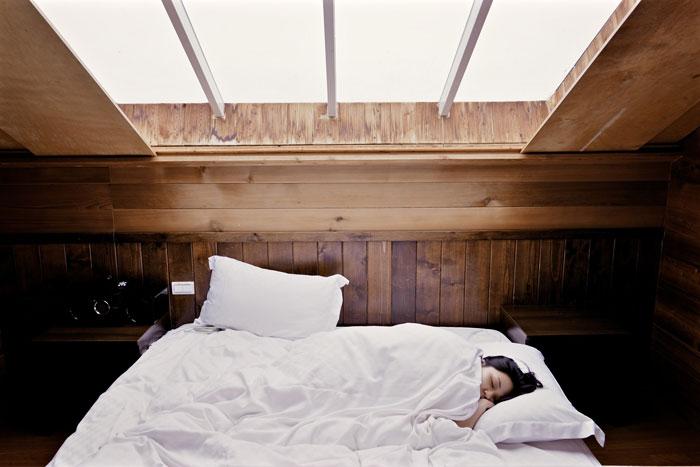 睡眠中の体の働き