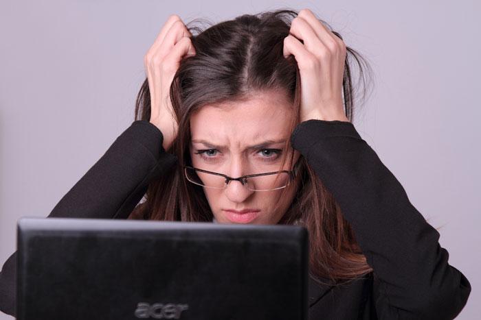 ストレスが髪に与える悪影響